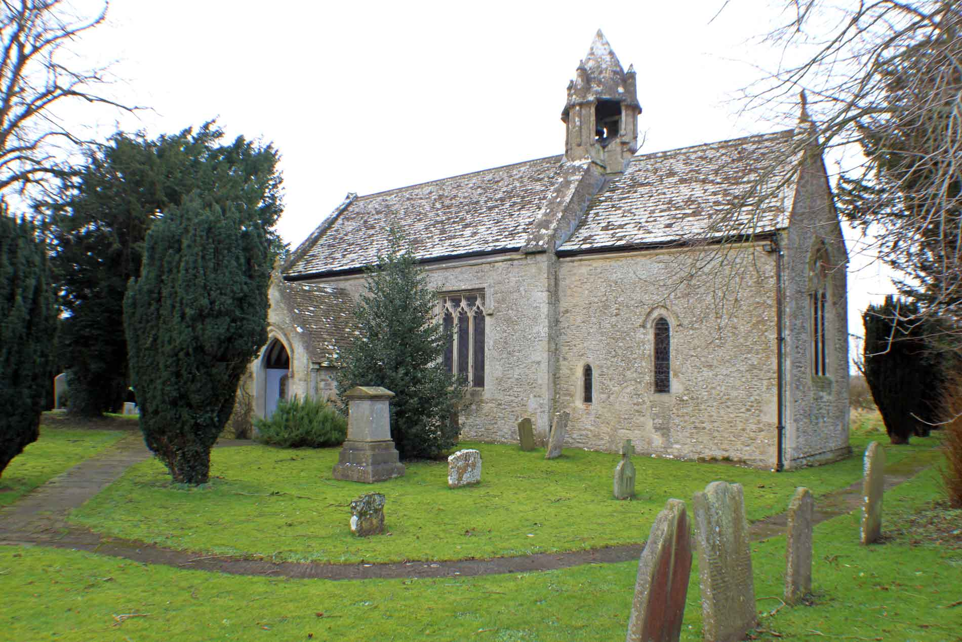 Acton Turville - St. Mary