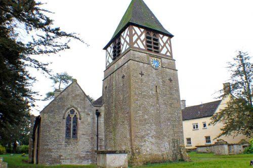 Leighterton Church, Tower