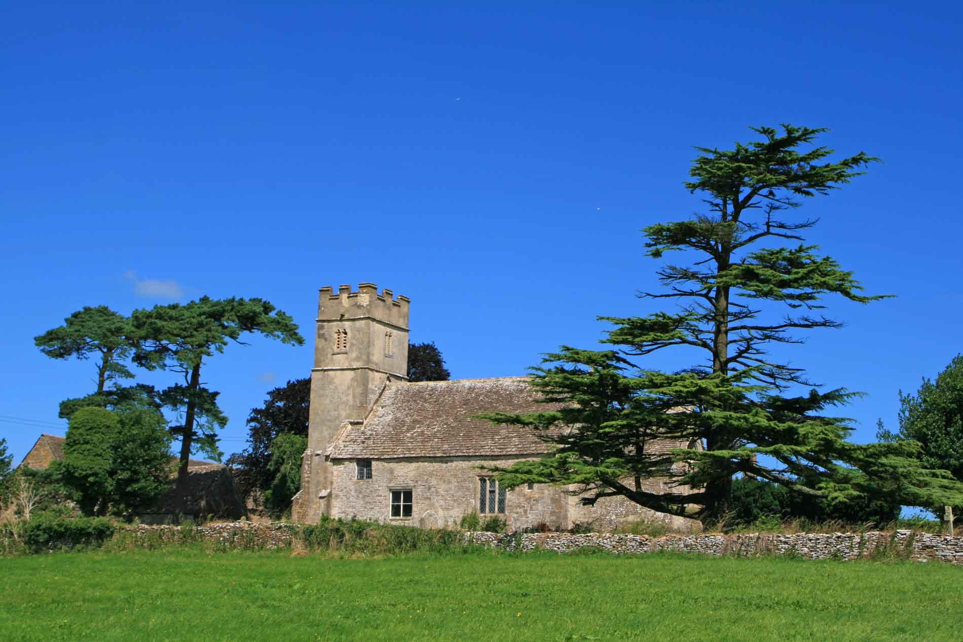 Oldbury-on-the-Hill - St. Arild