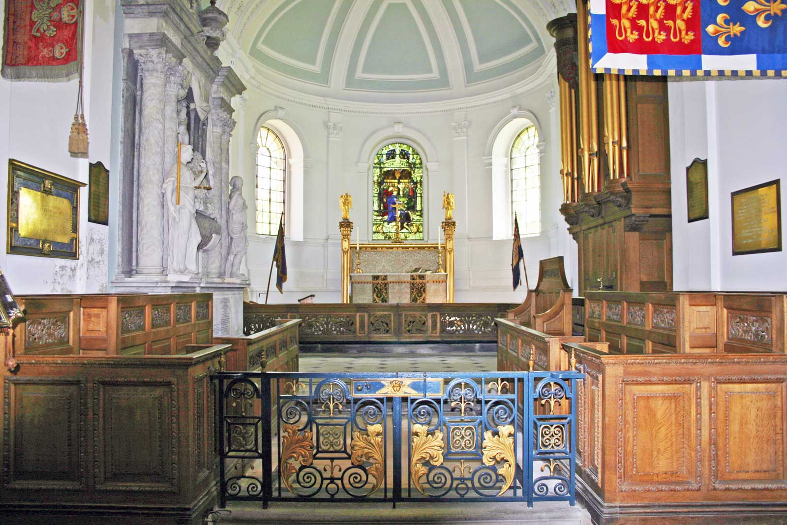 The Chancel at Great Badminton