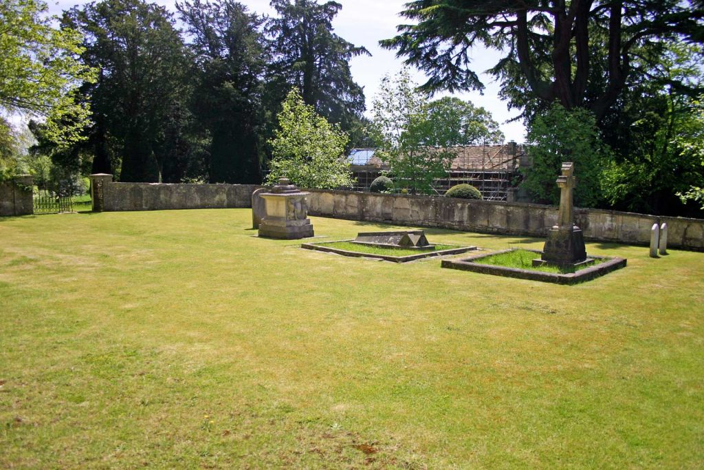 The Graveyard at Great Badminton