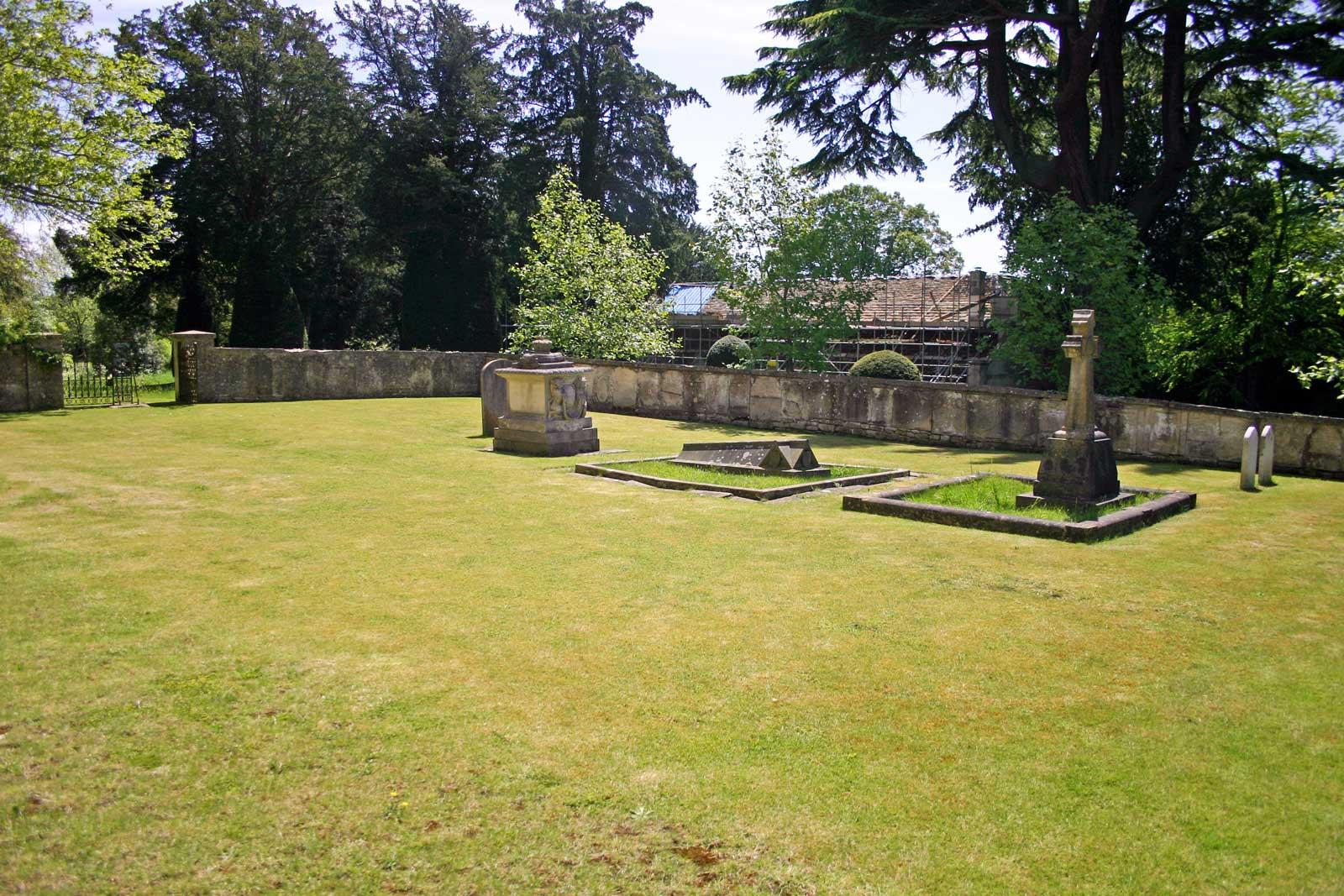 The Graveyard at Great Badminton