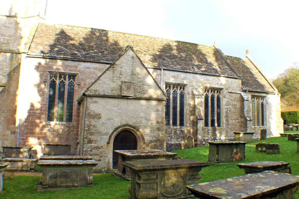 Hawkesbury Church, South Porch