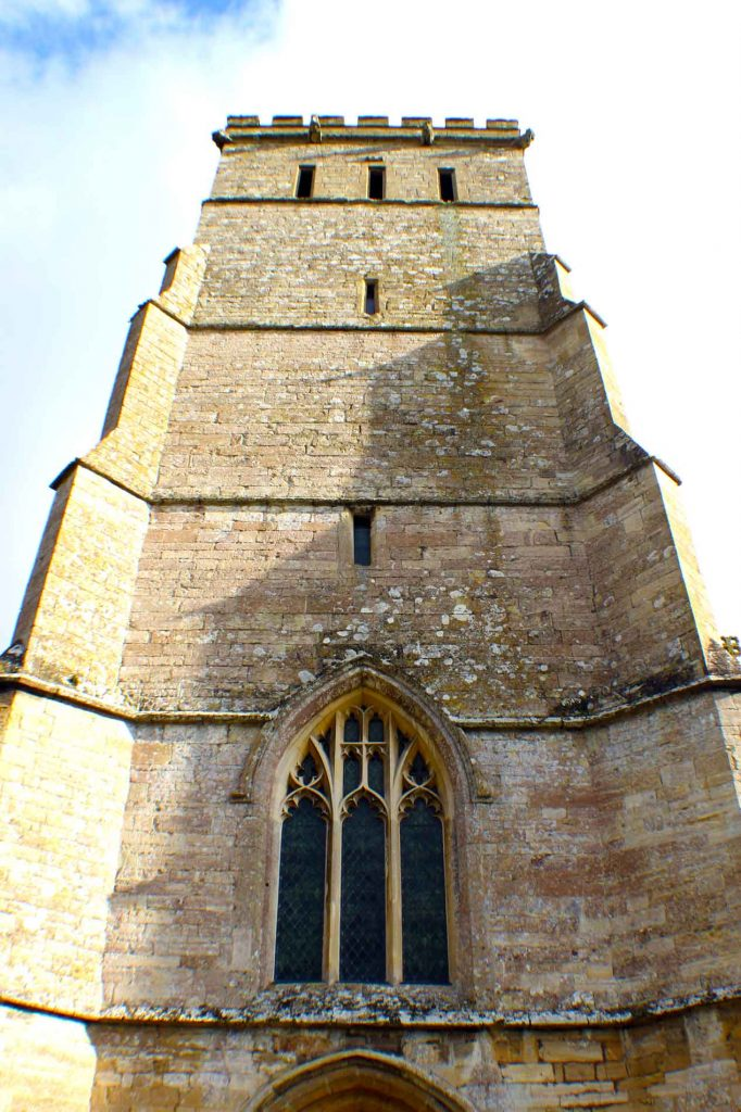 Hawkesbury Church, Tower