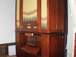 Little Badminton's Organ